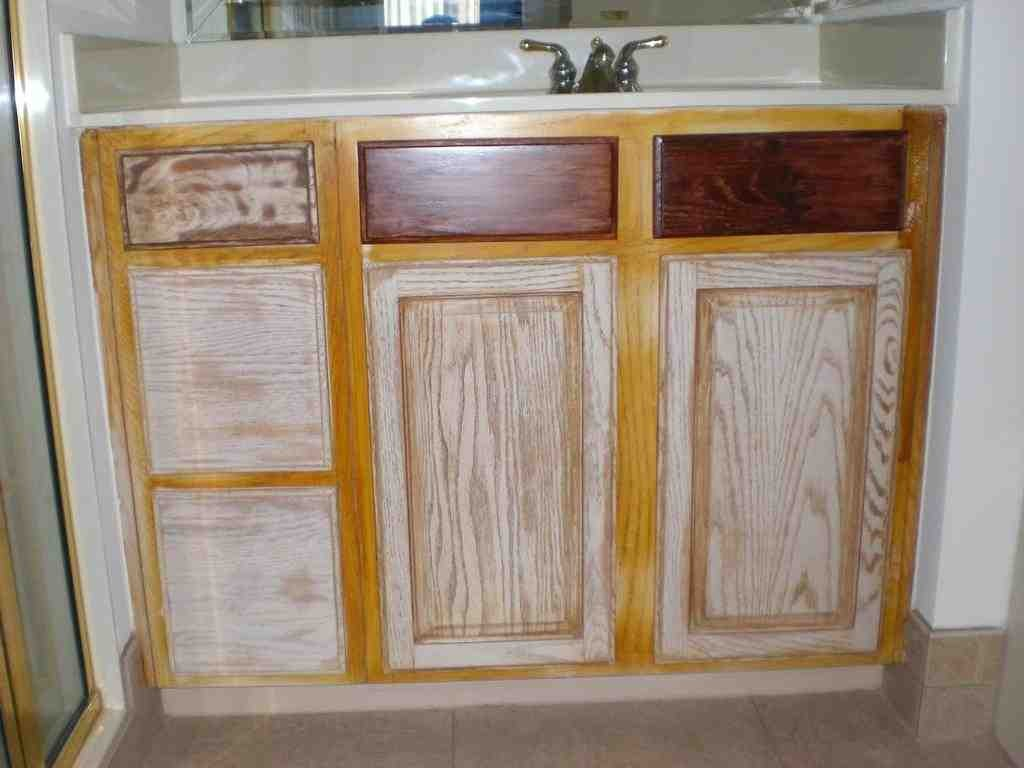 Refinishing Oak Kitchen Cabinets Decor Ideas