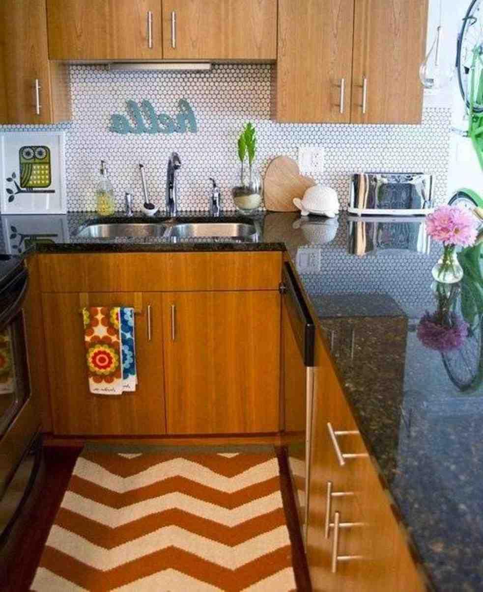 Apartment Kitchen Decorating Ideas: Small Apartment Kitchen Decorating Ideas