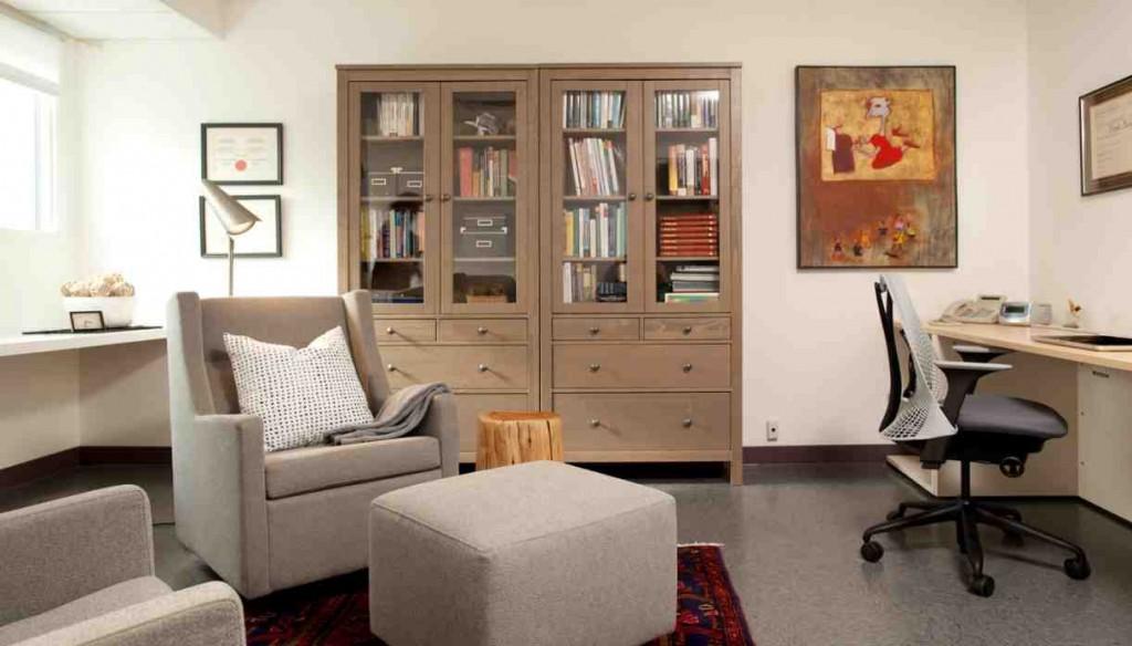 Therapist Office Decor