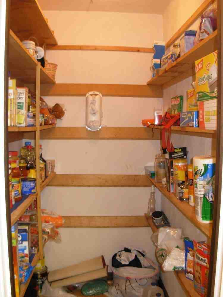 Walk In Pantry Shelving Ideas Decor Ideasdecor Ideas