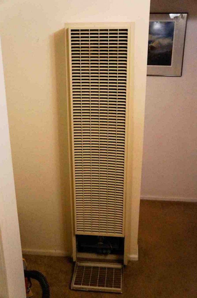 Wall Heater Covers