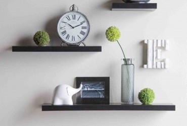 floating wall shelves
