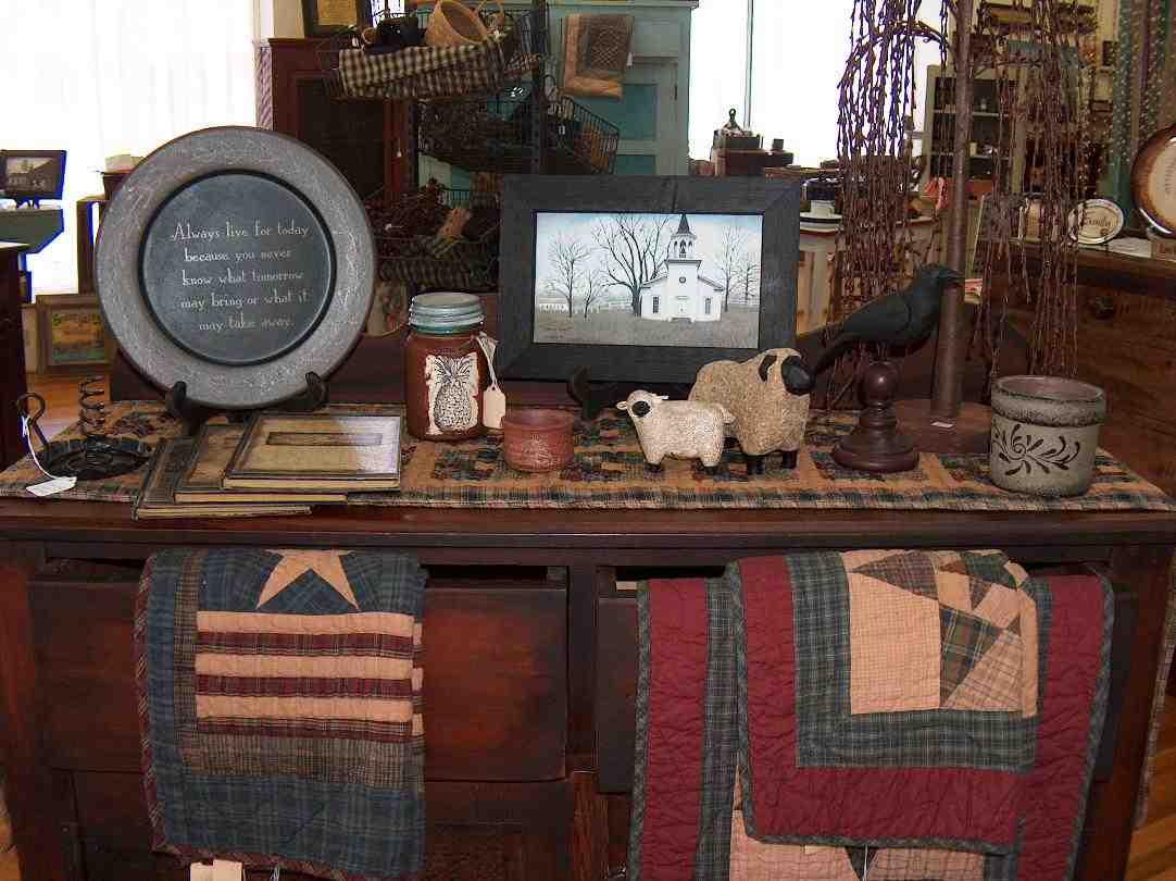 Primitive Home Decor: How To Pick Best