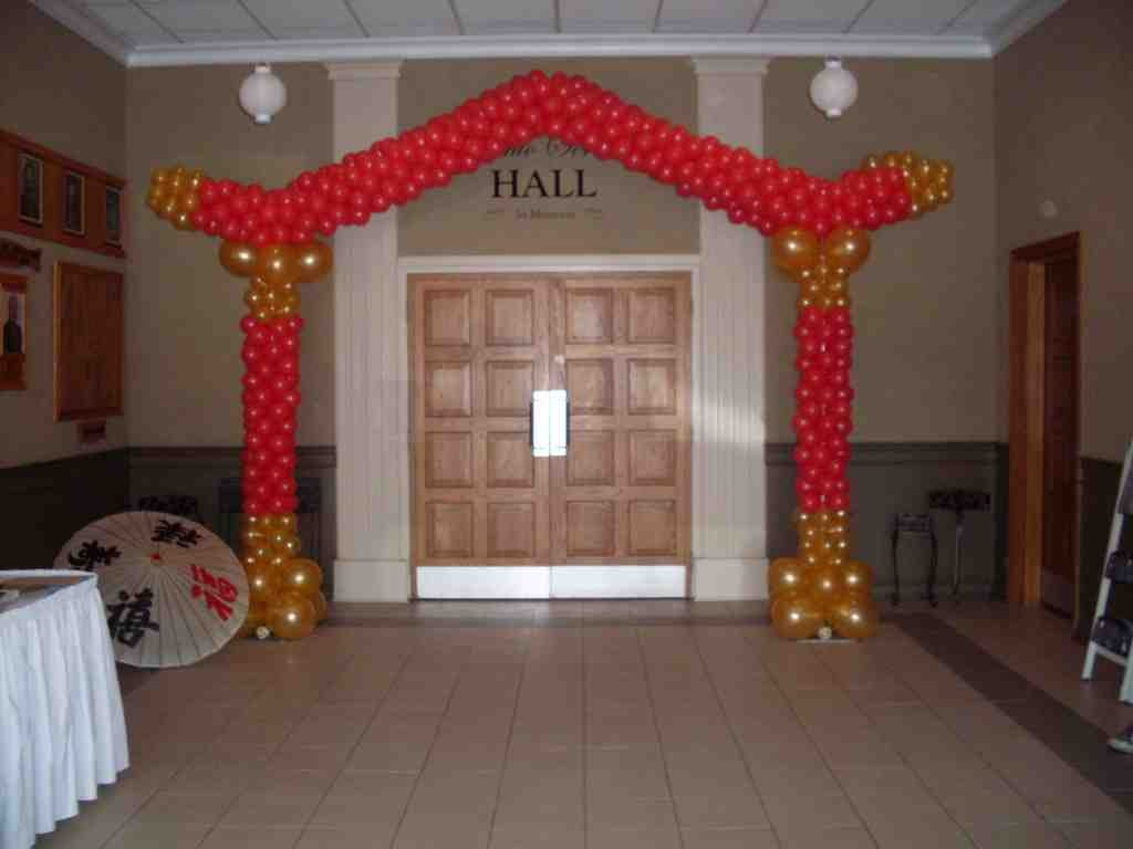 Asian Party Decorations