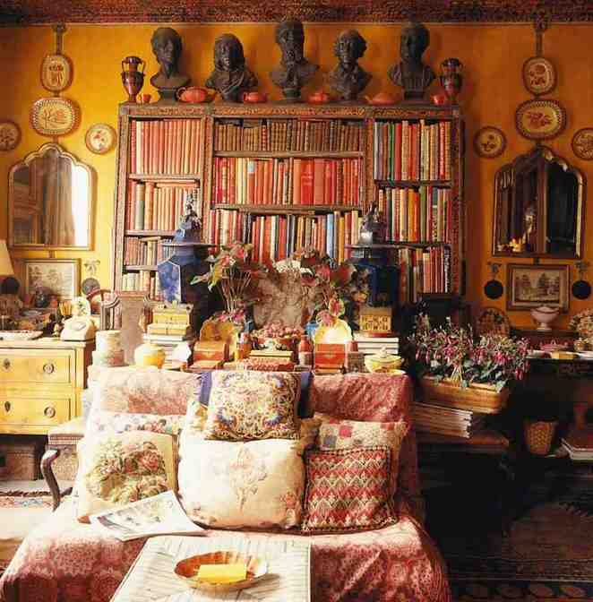 Bohemian Apartment Decor