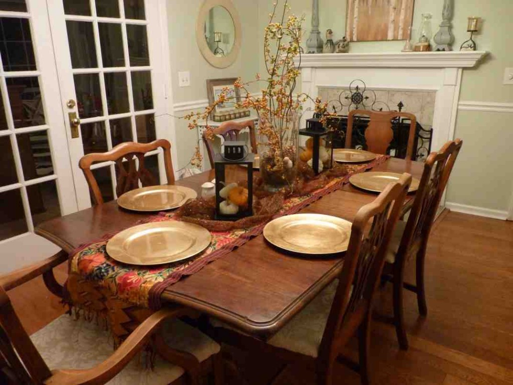 Dining Room Table Decor Pinterest