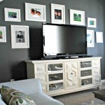 Grey Walls Living Room