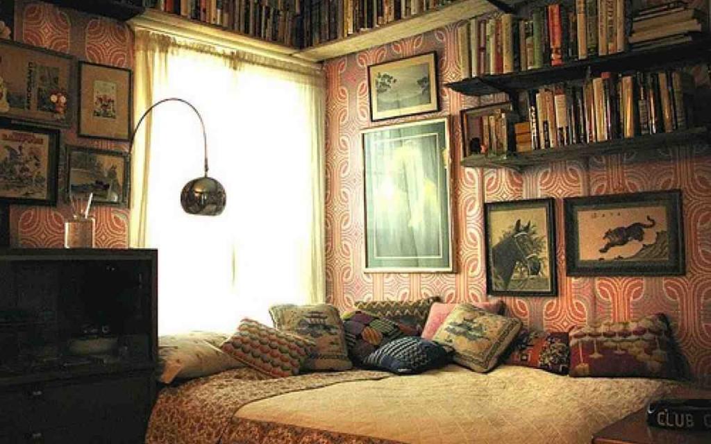 Hippie Apartment Decor