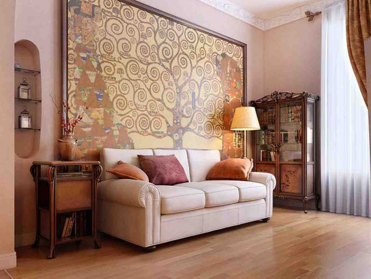Large Wall Decor Ideas for Living Room - Decor IdeasDecor ... on Wall Decor For Living Room  id=76163