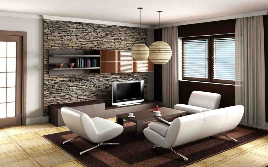 Living Room Wall Ideas