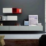Living Room Wall Storage