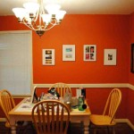 Orange Accent Decor