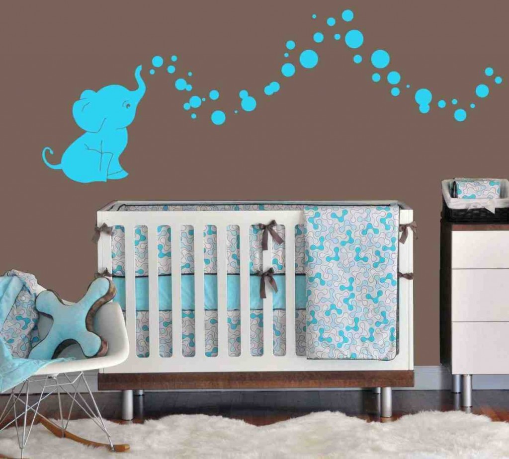 Baby Boy Room Wall Decor