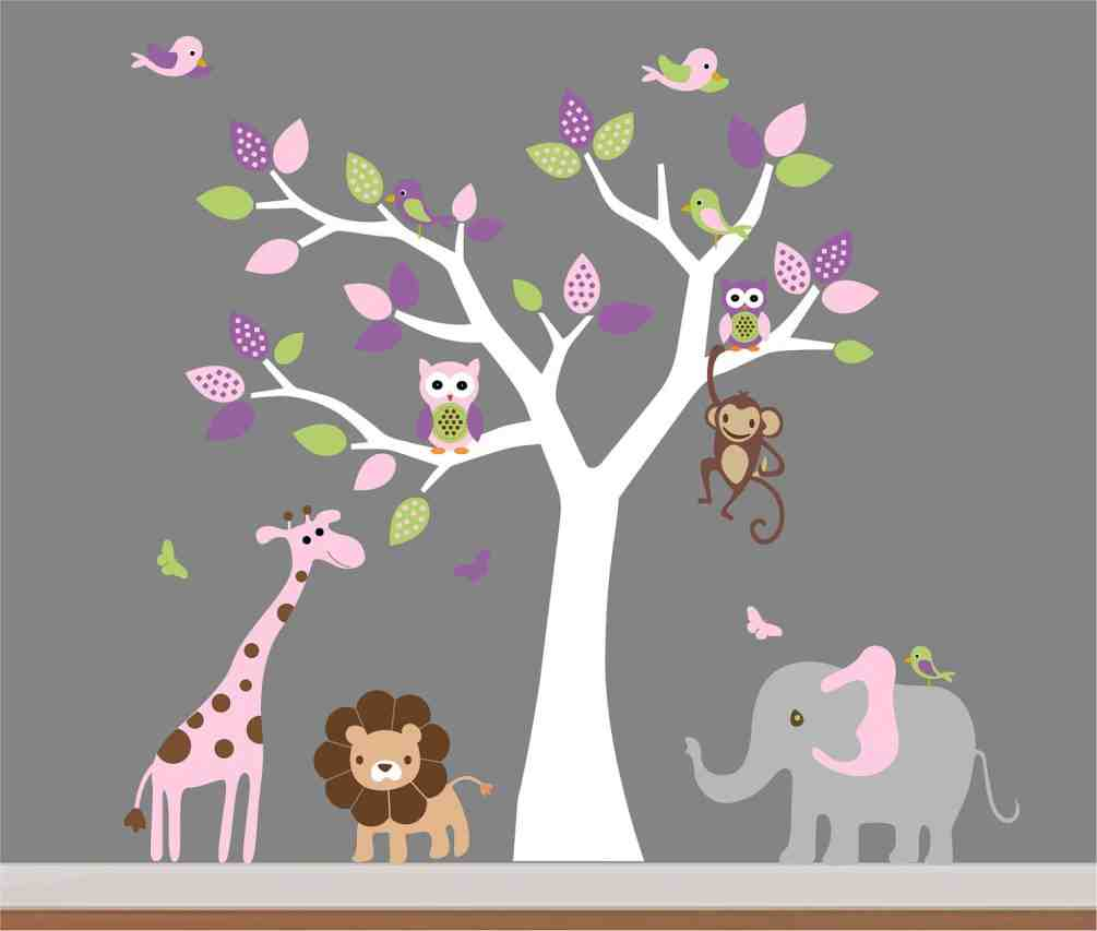 Baby Room Wall Decorations