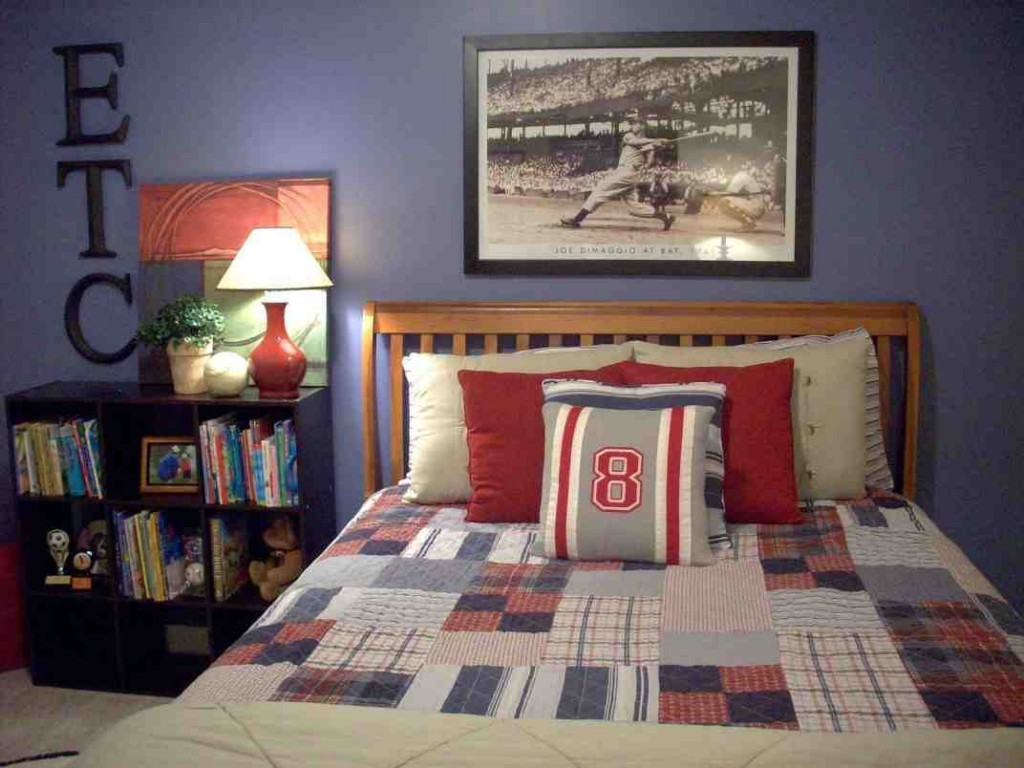 Baseball Decorations for Boys Room