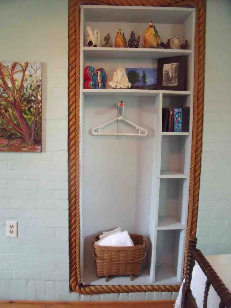 Bedroom Closet Shelves Decor Ideasdecor Ideas