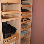 Closet Pull Out Shelves