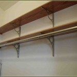 Closet Rods and Shelves