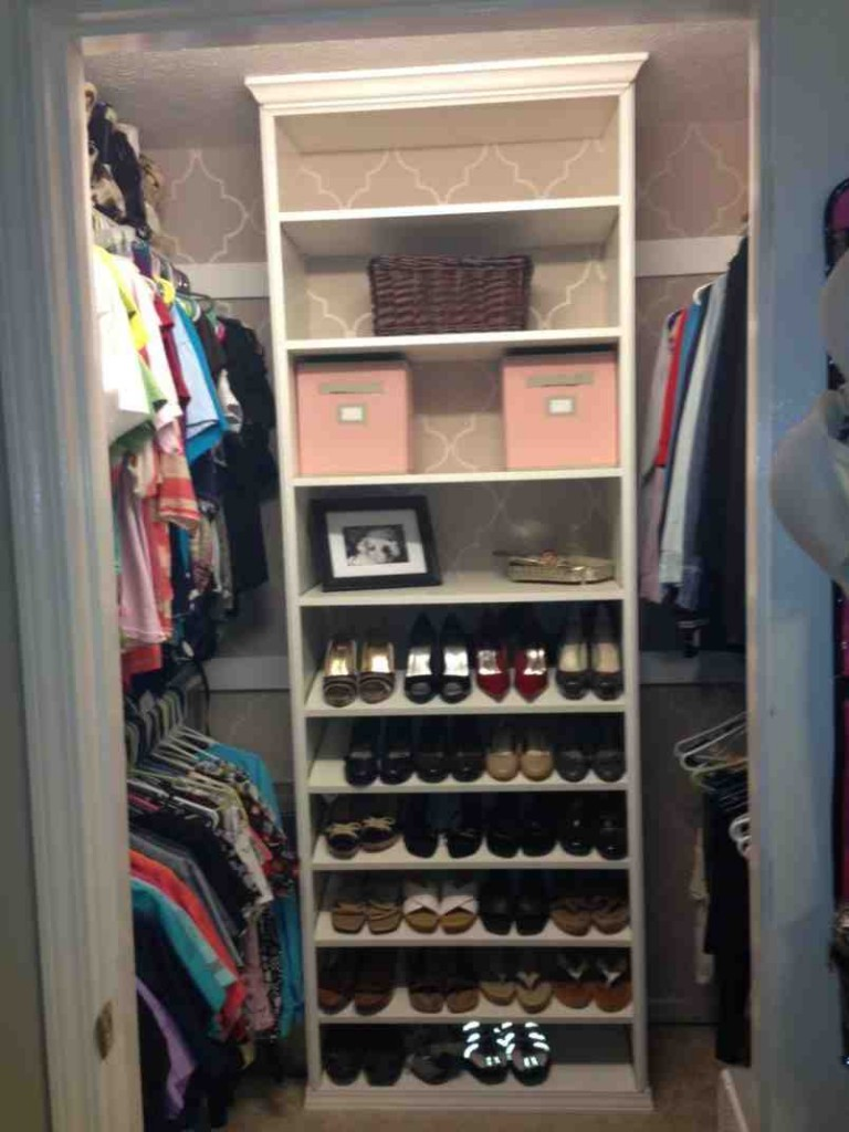 Closet Shelving Ideas for Diy