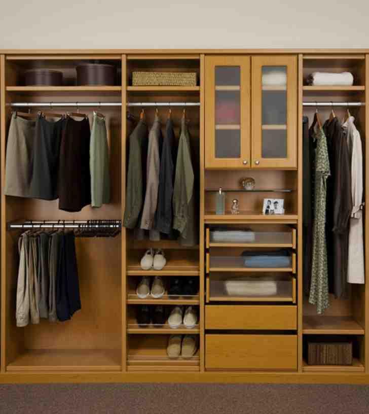 Closet Shelving Plans