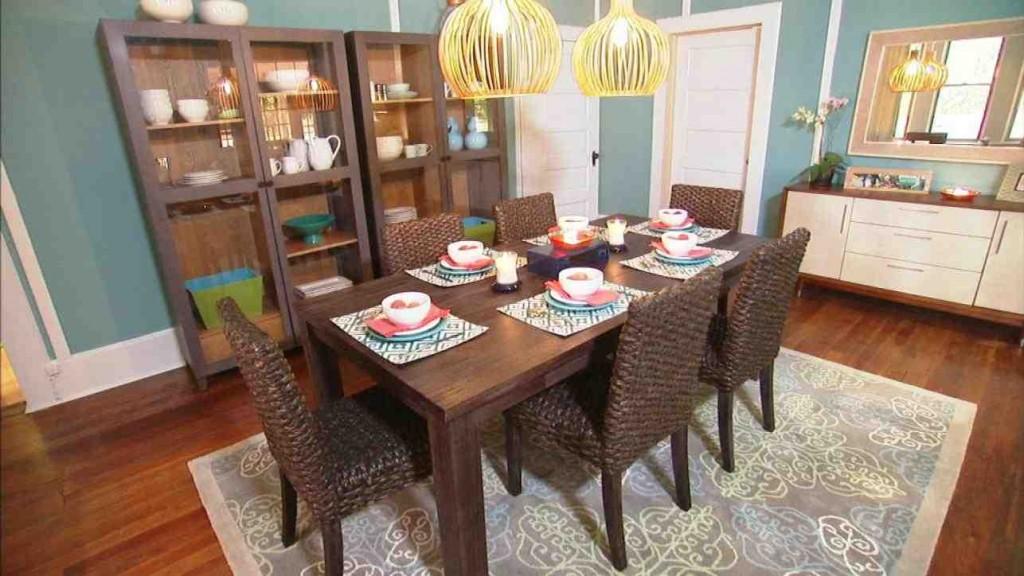 Diy Dining Room Decorating Ideas