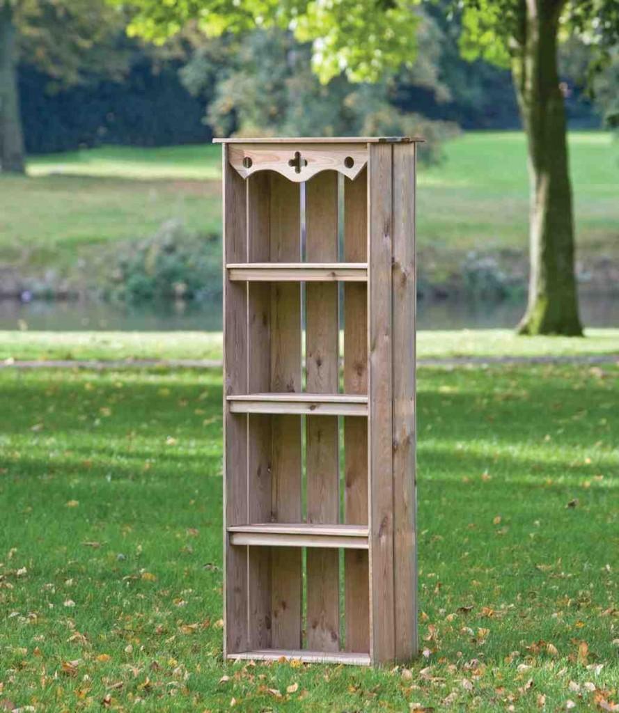 Outdoor Storage Shelves