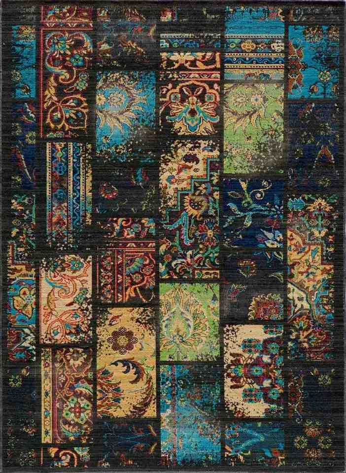 Patchwork Area Rugs