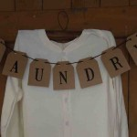 Primitive Laundry Room Decor