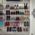 Shoe Shelving for Closets