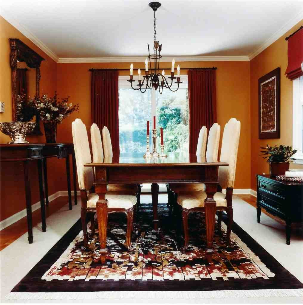 Traditional Dining Room Decorating Ideas