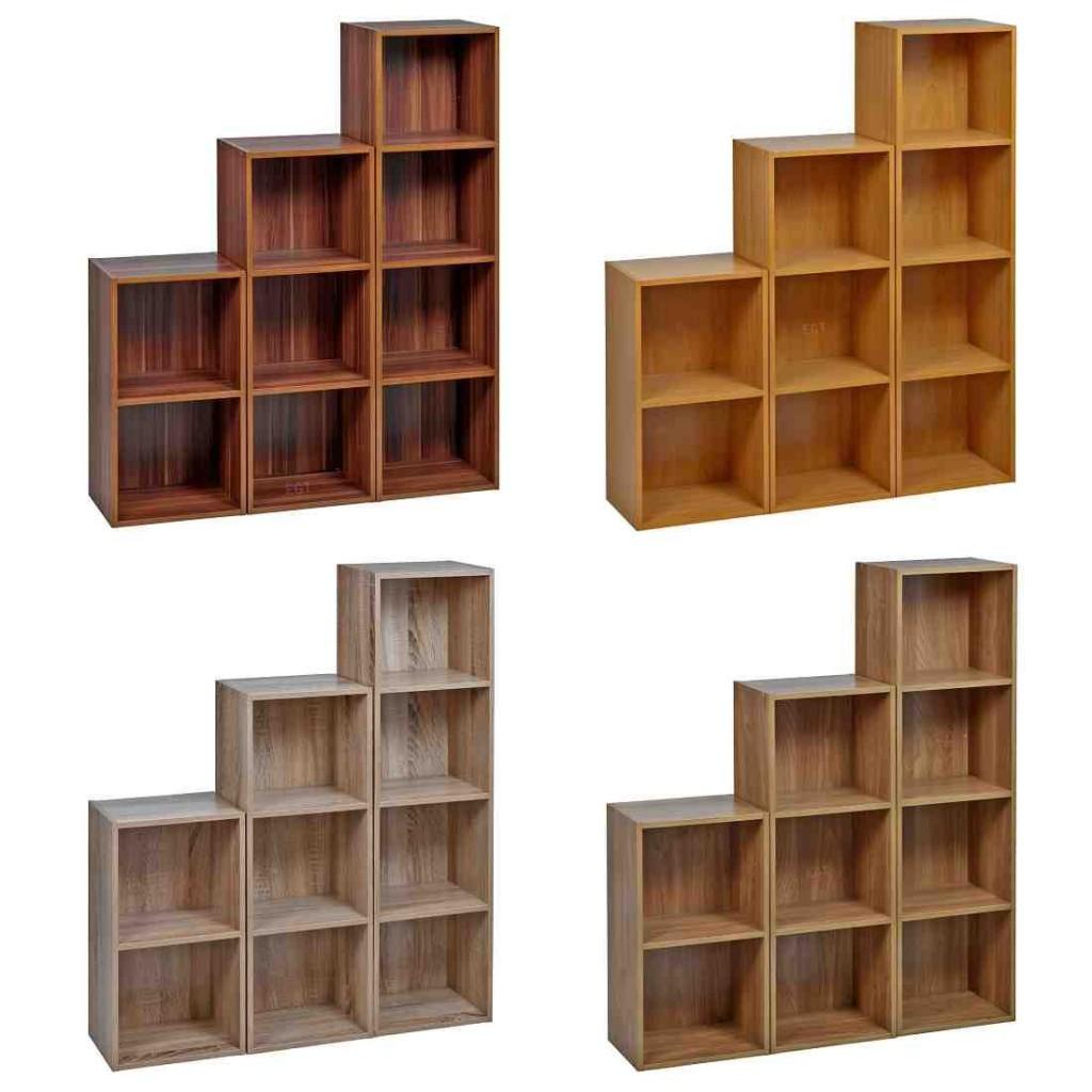 Wooden Storage Shelving Units