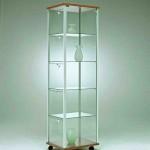 Glass Display Shelving