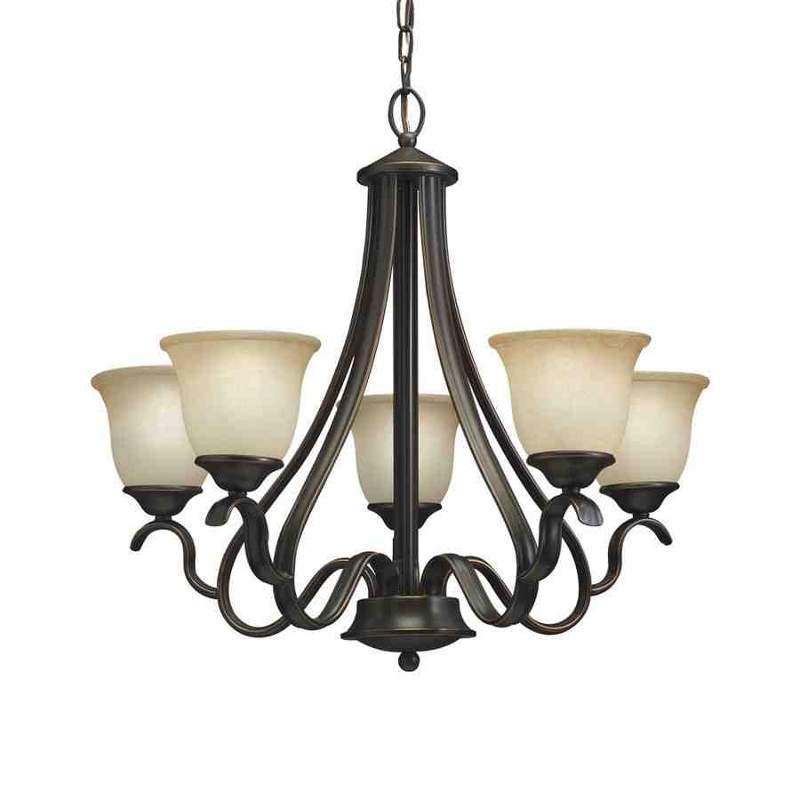 Lowes Black Chandelier
