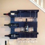 Wine Glass Shelves