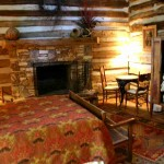Log Cabin Decorations