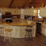 Log Cabin Kitchen Decor