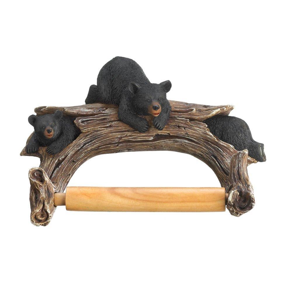 Black Bear Cabin Decor