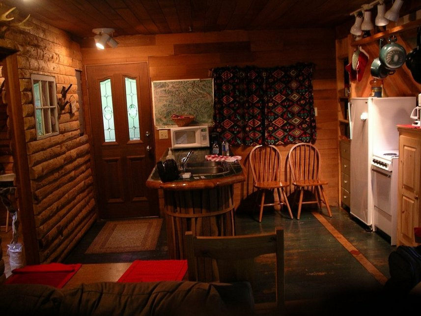 Cabin Interior Decorating