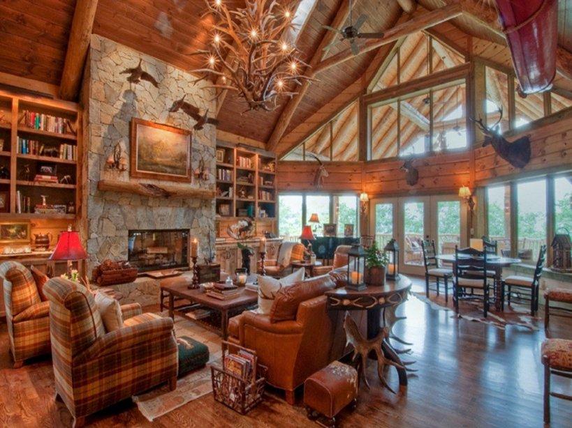 Cabin Place Rustic Cabin Decor