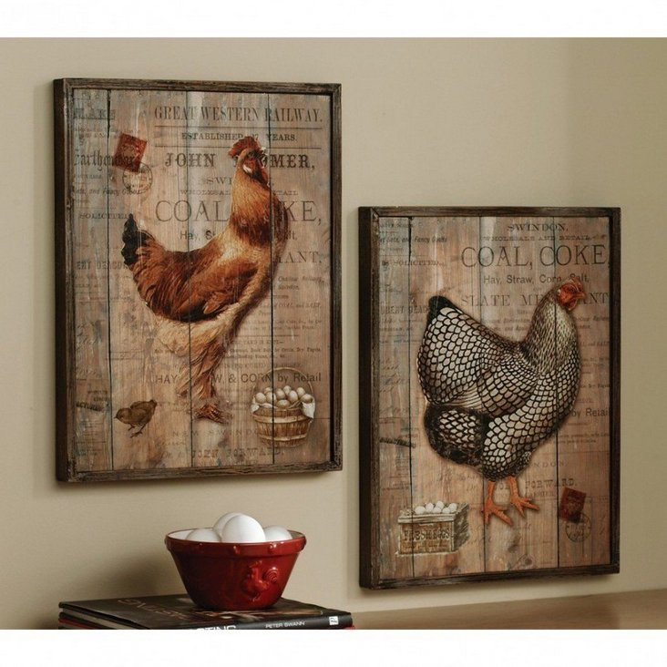 Country Wall Decorations