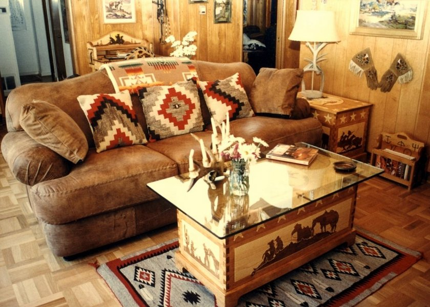 Country Western Decorating Ideas