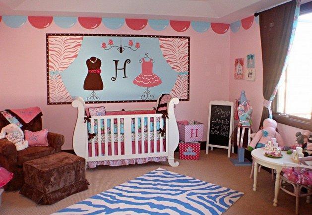 Decorating Little Girl Room