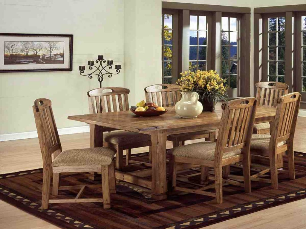 Dining Room Table And Chair Sets