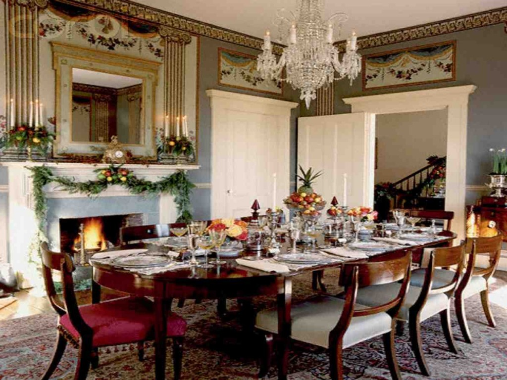 Dining Room Table Setting Ideas