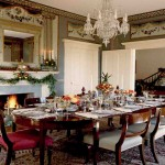 Dining Room Table Setting Ideas