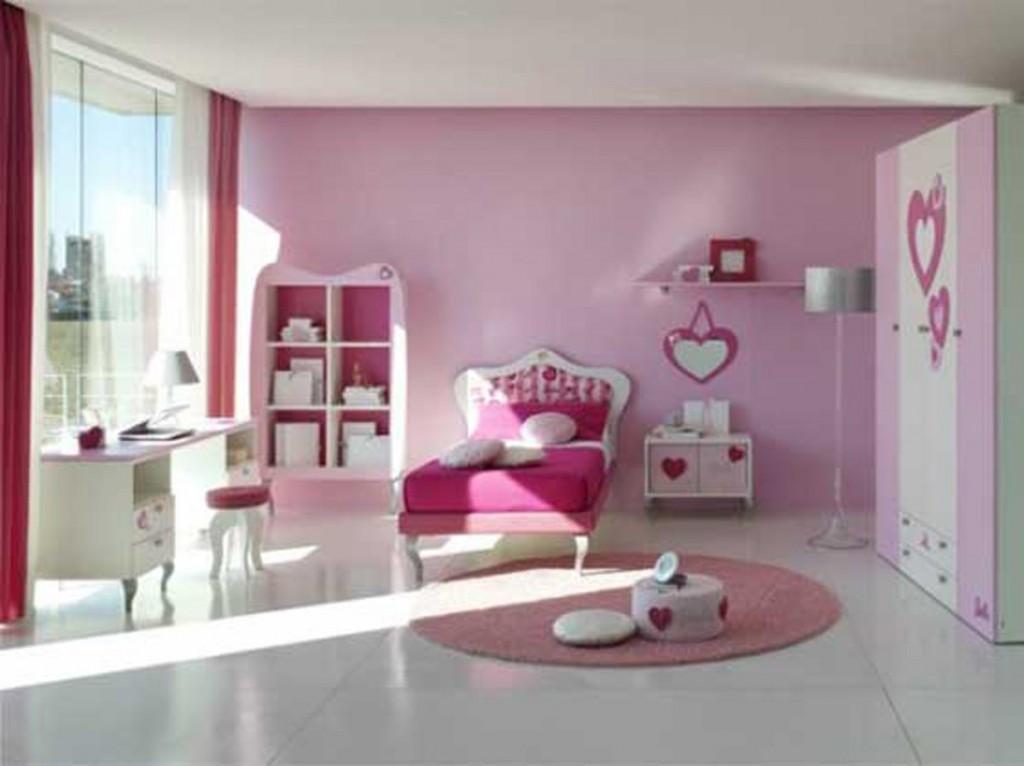 Girls Room Decoration Ideas