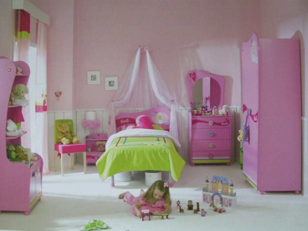 Little Girl Room Decorating Ideas