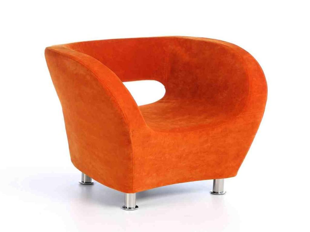 Microfiber Club Chair