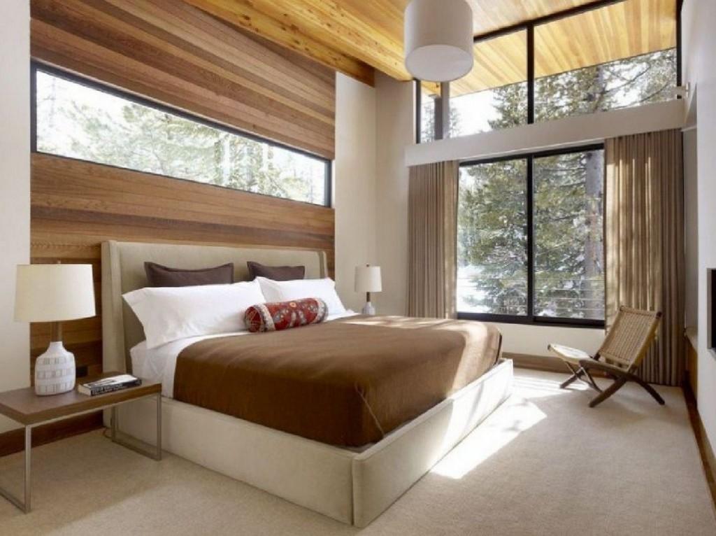 Modern Cabin Decorating Ideas
