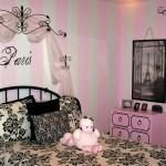 Paris Room Decor For Girls